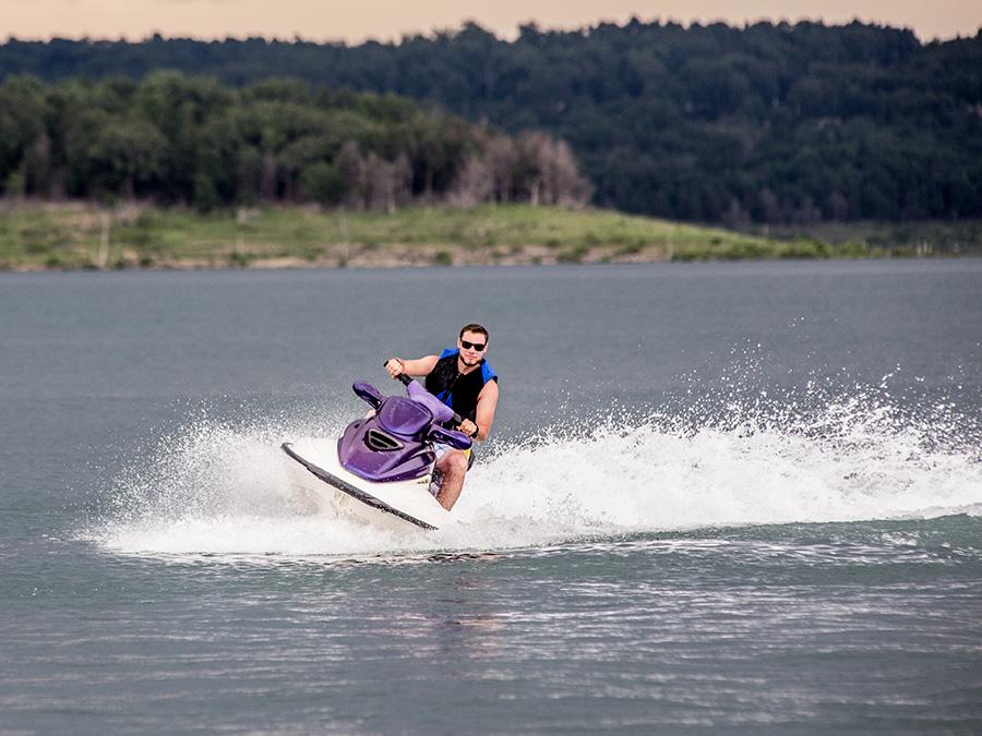 60-Minute Jet Ski Rental