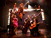 Ticket to Million Dollar Quartet- The Musical