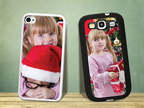 Personalized iPhone and Samsung Galaxy Cases with Free Shipping From $10 (Value $34.90)