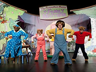 Ticket to The Berenstain Bears LIVE!