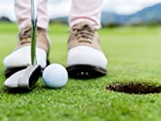 One or Four Private Golf Lessons