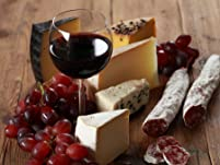 Wine and Cheese at Capri Cellars