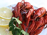Lobster for Two or Oysters and Drinks at Psari
