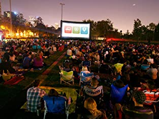 Tickets to Outdoor Movie Screenings