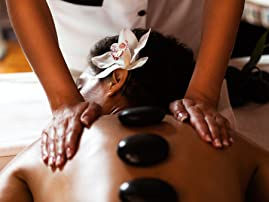Deep-Tissue, Swedish, or Hot-Stone Massage