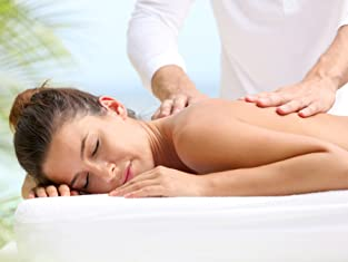Three Two-Hour Massages: Swedish or Deep Tissue