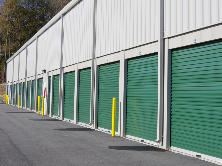 5x10 Storage Unit Rental for One Month