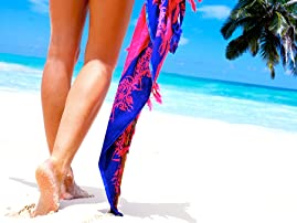 Six Laser Hair Removal Sessions for One Large Area