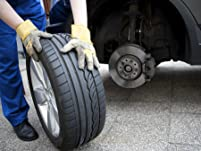 Mobile Oil Change and Inspection or Brake Service