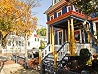 Historic Downtown Annapolis Bed and Breakfast Stay with Wine and Breakfast