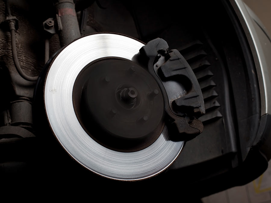 Complete Brake Service for Front or Rear Brakes