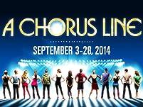 "5th Avenue Theatre: ""A Chorus Line"" Ticket"