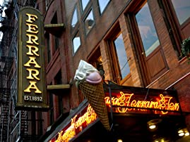 Ferrara Bakery and Cafe: $20 or $40 to Spend or 75 Cannolis