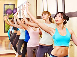One Month of Unlimited Barre Fitness Classes
