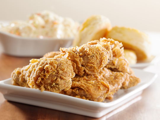 Ten-Piece Meal or $10 to Spend at Chicken Run