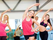 Ten Fitness Classes with Fitness Assessment and More