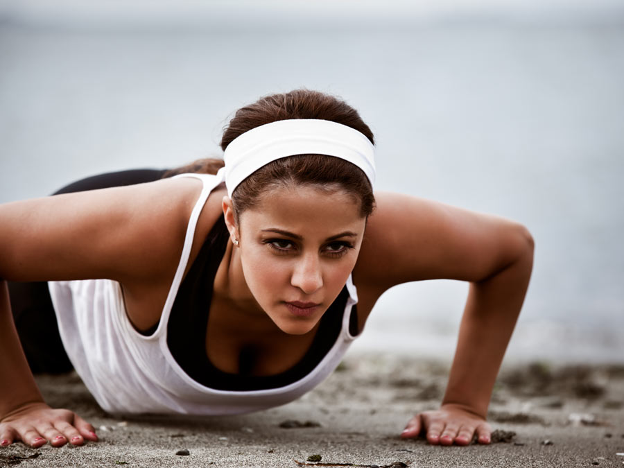 One Month of Unlimited Boot Camp Classes with Meal Plan and More