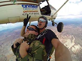 Tandem Skydive Jump for One or Two