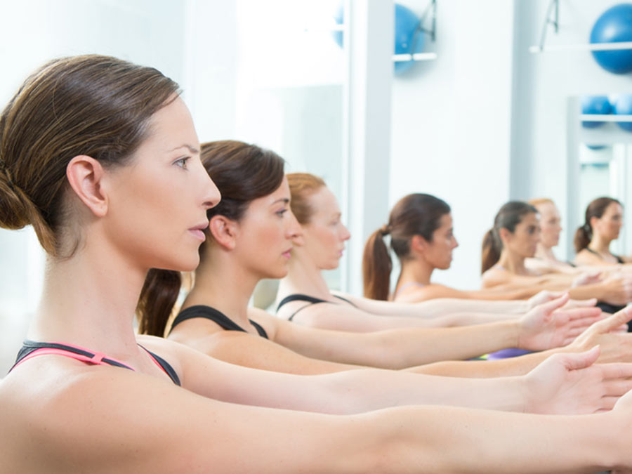 Ballet Barre Fitness Classes