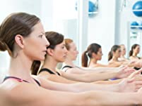 Pilates and Barre Classes with Babysitting at ToddPilates
