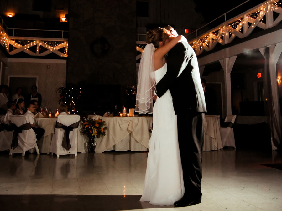 Six 60-Minute Private Wedding Dance Classes