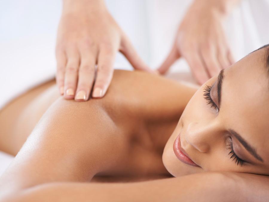 Meditative Massage and Guided Meditation Class