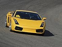 Six-Lap Exotic Car Autocross Challenge