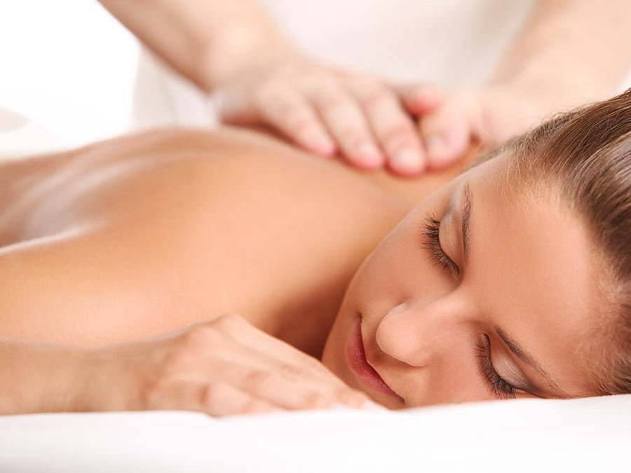 Deep-Tissue Massage