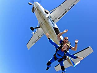 Tandem Jump for One or Two at Start Skydiving