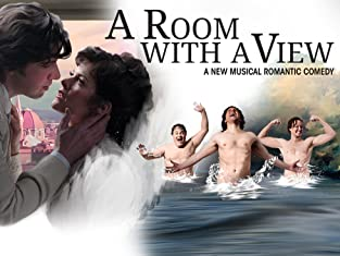 "Ticket to ""A Room with a View"" and Cast Autographed Show Poster"