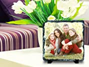 "6""x6"" Table-Top Photo Slate"