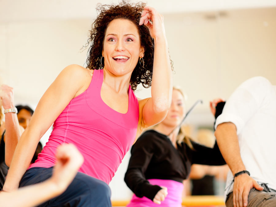 Zumba and Pilates Classes Plus Gym Membership