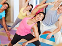 Five Yoga Classes at Finally Fit Studio