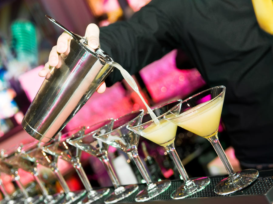 40-Hour Bartending Certification Course