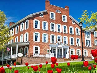 Overnight Stay at Historic Middlebury Inn with Breakfast & Afternoon Tea