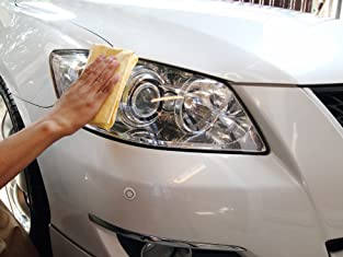 Auto Factory Paint Touch-Up or Headlight Restoration