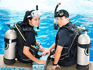 Discover Scuba Lesson with Equipment