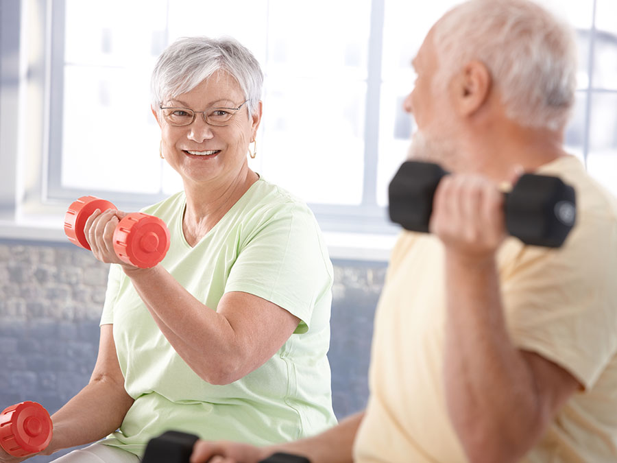 Active Aging Center Membership with Strength and Function Assessment