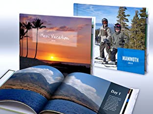 Custom Hardcover Photo Book with Free Shipping