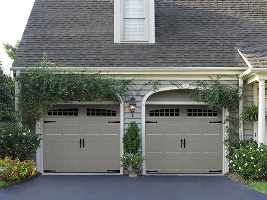Garage Door Tune-Up and Roller Replacements