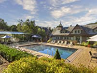 One or Two Nights at Picturesque Southern Vermont Hotel for Two with Massage & Dining Credit