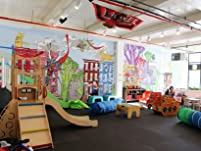 Day Pass to Play Space with Slides, Toys, and Kids' Gym
