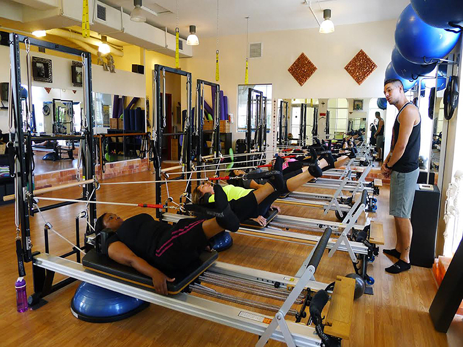 Three Pilates Barre or Brazilian Butt-Lift Classes