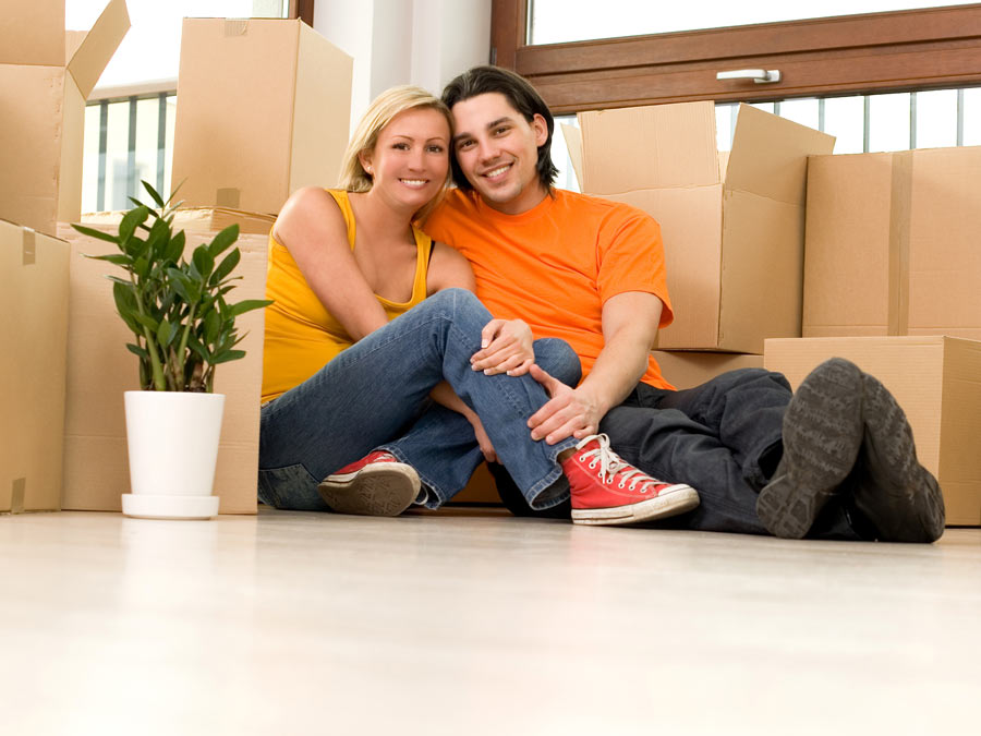 Moving Services with Truck and Three Movers