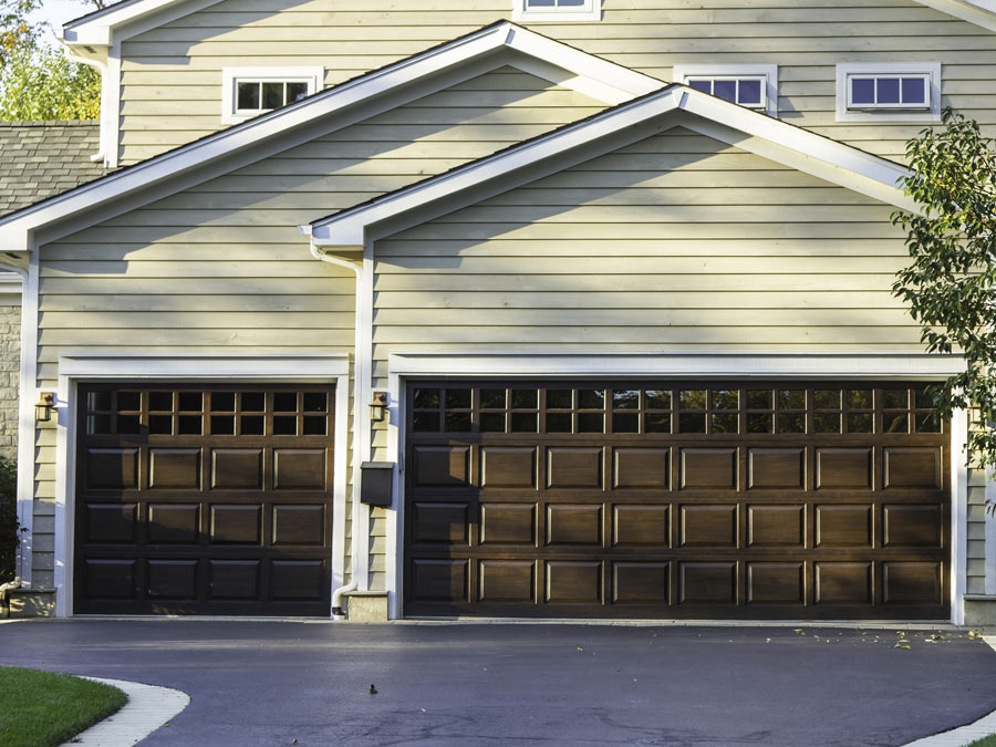 Garage Door Tune-Up and Roller Replacement