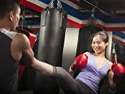 5 or 10 Group Kickboxing Classes