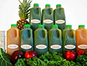 Jubilee Juices Organic Cleanse System