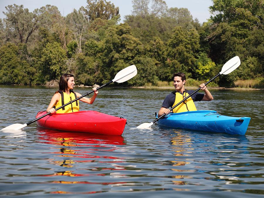 Paddleboard or Kayak Tour