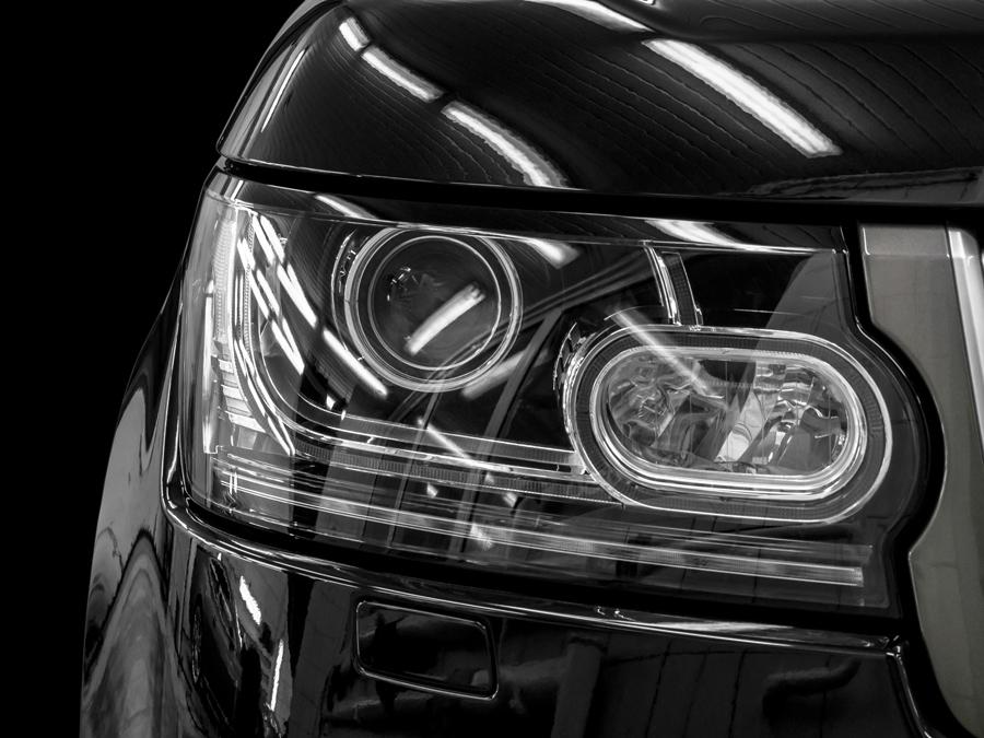 Headlight Restoration by Styln Street Customs