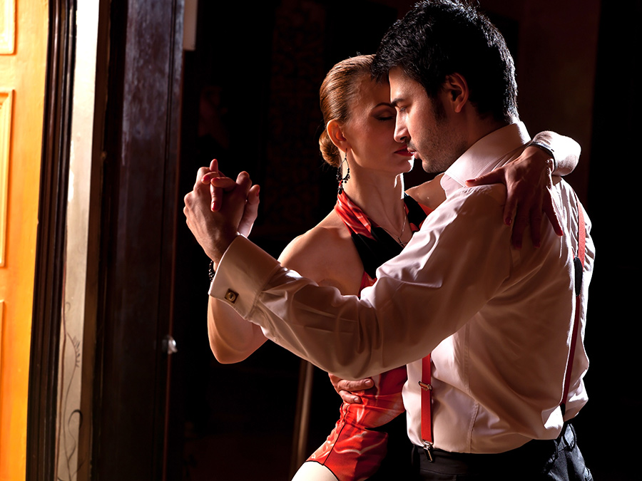 Ten Junior or Adult Latin or Ballroom Dance Classes